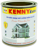 High Quality Waterproof Exterior Paint